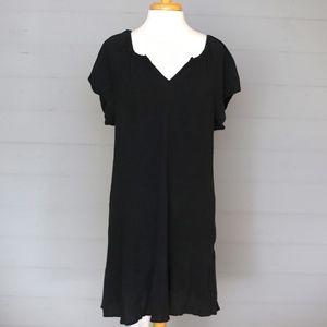 Black Bathing Suit Cover